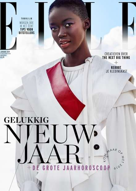 Elle Netherlands<br>January 2019
