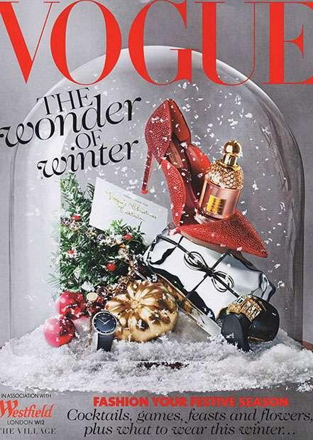 Vogue UK<br>2013