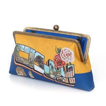beirut postcard classic bags blue multicolor yellow classic day impressions impressions open