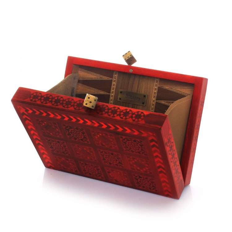 dama red bags red day novelty oriental open