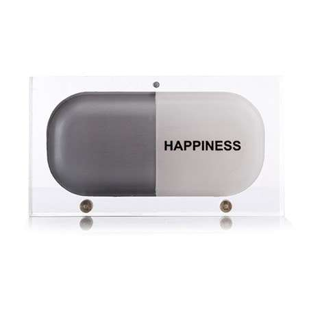 silver happiness pill bags metallic silver evening novelty bridal front
