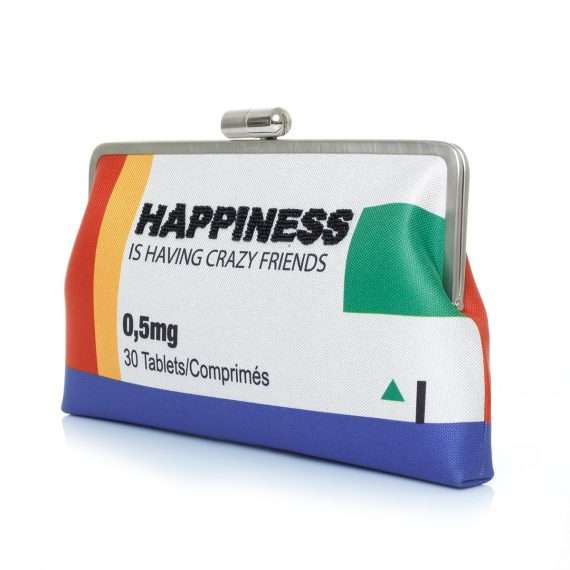 happiness clutch me bags multicolor clutch me day handwork retail therapy side