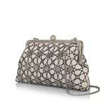 istanbul classic bags neutrals silver classic evening handwork oriental side
