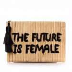 future female pouch bags neutrals pouch day handwork rise up front