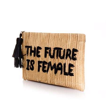 future female pouch bags neutrals pouch day handwork rise up side