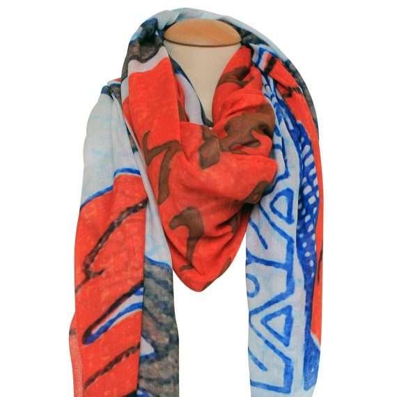 hashishet albi scarf