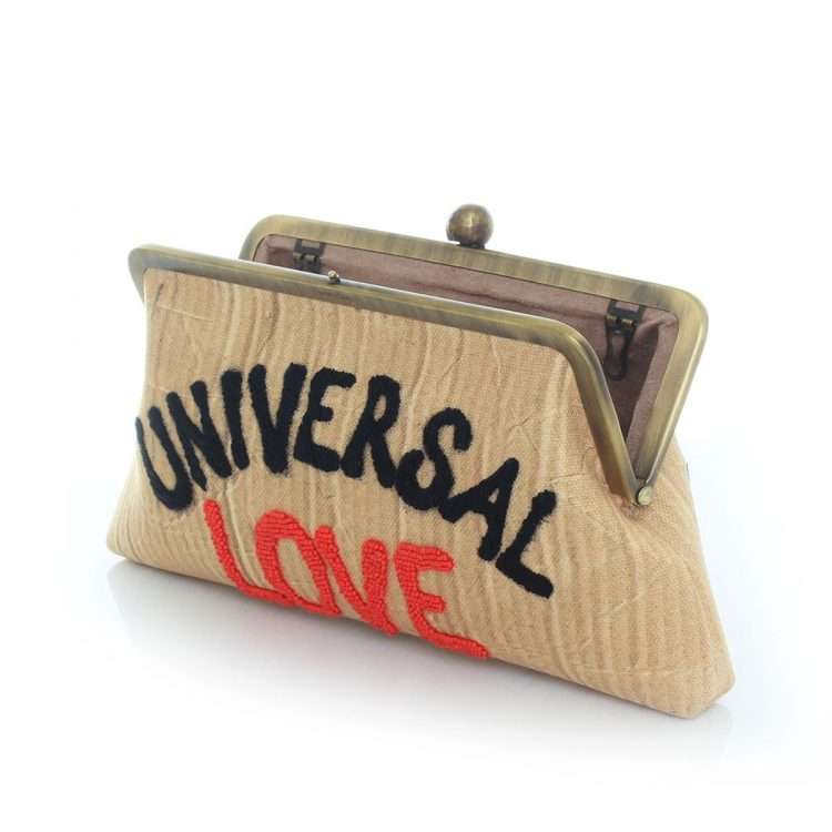 universal love classic bags neutrals classic day handwork rise up open