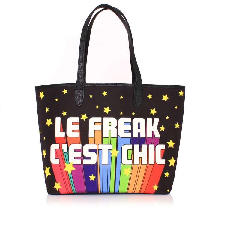 le freak caba bags black multicolor caba day impressions discotheque front
