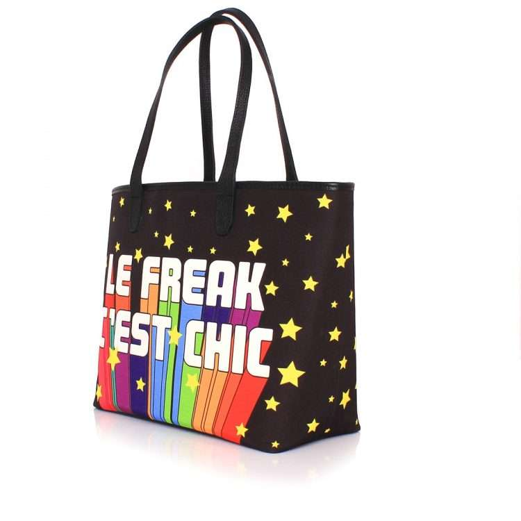 le freak caba bags black multicolor caba day impressions discotheque side