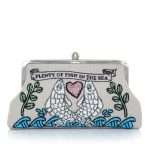 pisces classic bags blue pastels classic day handwork love inked front