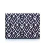 sun to moon pouch bags blue neutrals pouch day handwork love inked back