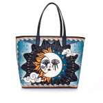 sun to moon caba bags blue multicolor caba day impressions love inked front