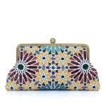 moroccan classic bags multicolor classic day handwork oriental front