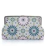 moroccan pastel clutch me bags pastels clutch me day handwork oriental front
