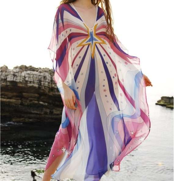 star kaftan side