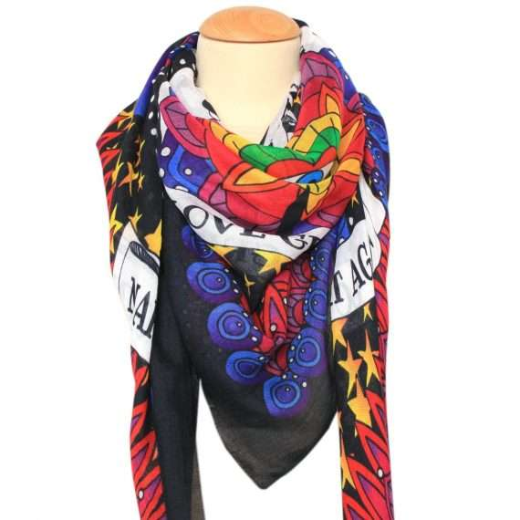 love dealer scarf
