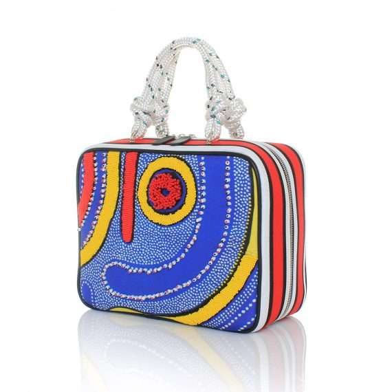 lava missy bags blue multicolor missy day handwork afrodisiac side