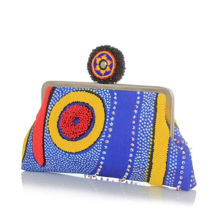 lava classic bags blue multicolor classic day handwork afrodisiac side