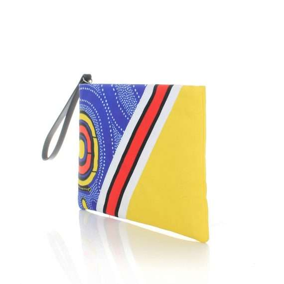 lava pouch bags blue multicolor yellow pouch day impressions afrodisiac side
