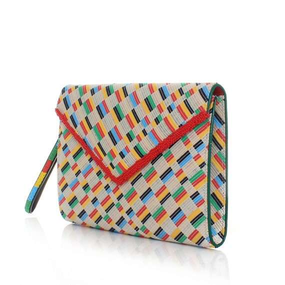 dash envelope bags multicolor envelope day evening handwork afrodisiac side