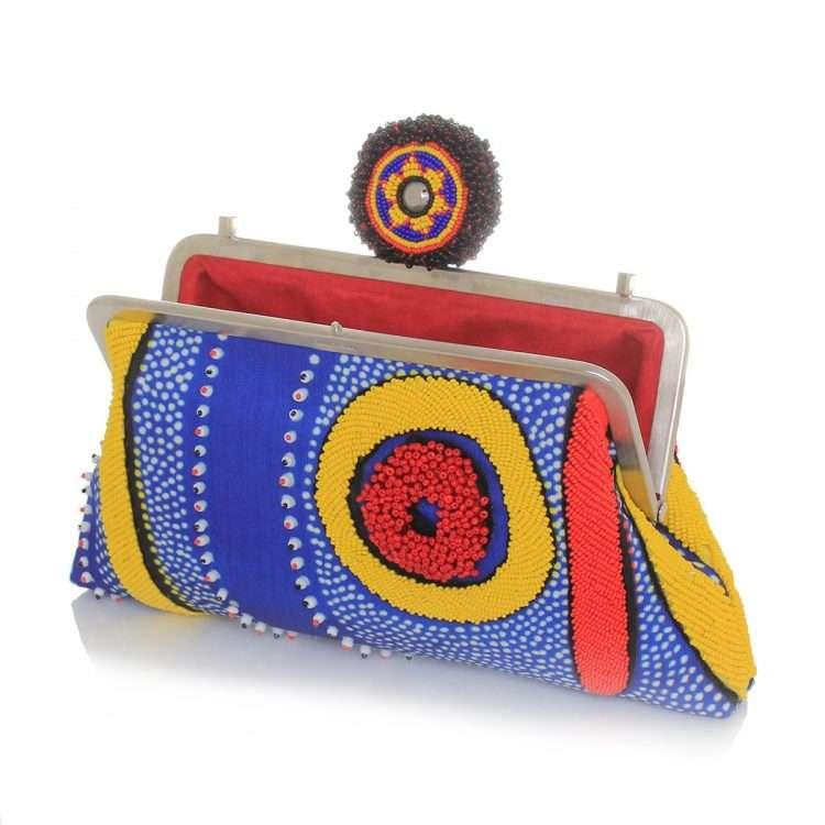 lava strap classic bags blue multicolor classic day handwork afrodisiac open