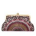 zellige ruby classic bags green red classic day handwork oriental front