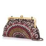 zellige ruby classic bags green red classic day handwork oriental side