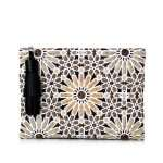 moroccan gold pouch bags gold metallic pouch evening handwork oriental front