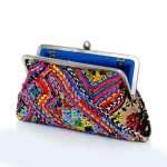 afghani classic bags multicolor classic day handwork essentials open
