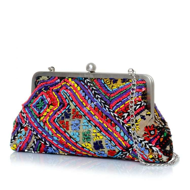 afghani classic bags multicolor classic day handwork essentials side