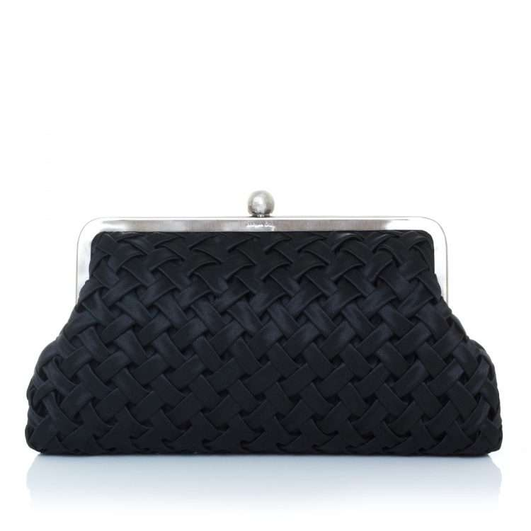 vine black classic bags black classic evening handwork essentials red carpet front