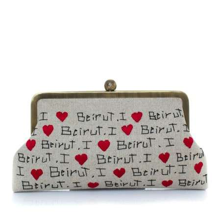 i love beirut classic bags neutrals classic day handwork impressions front