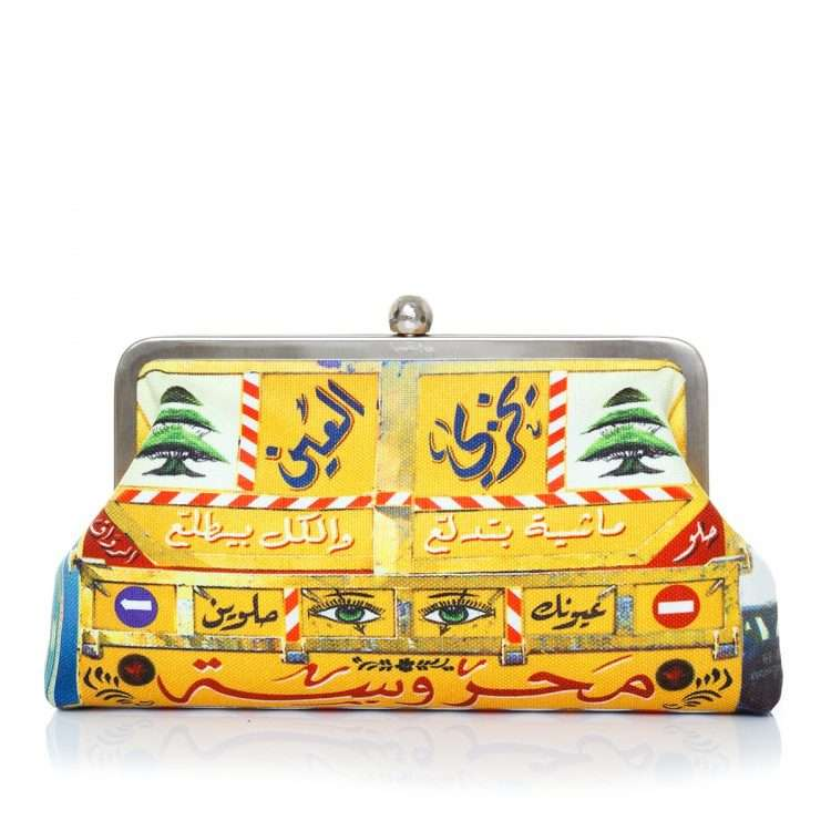 beirut camion classic bags yellow classic day impressions impressions front