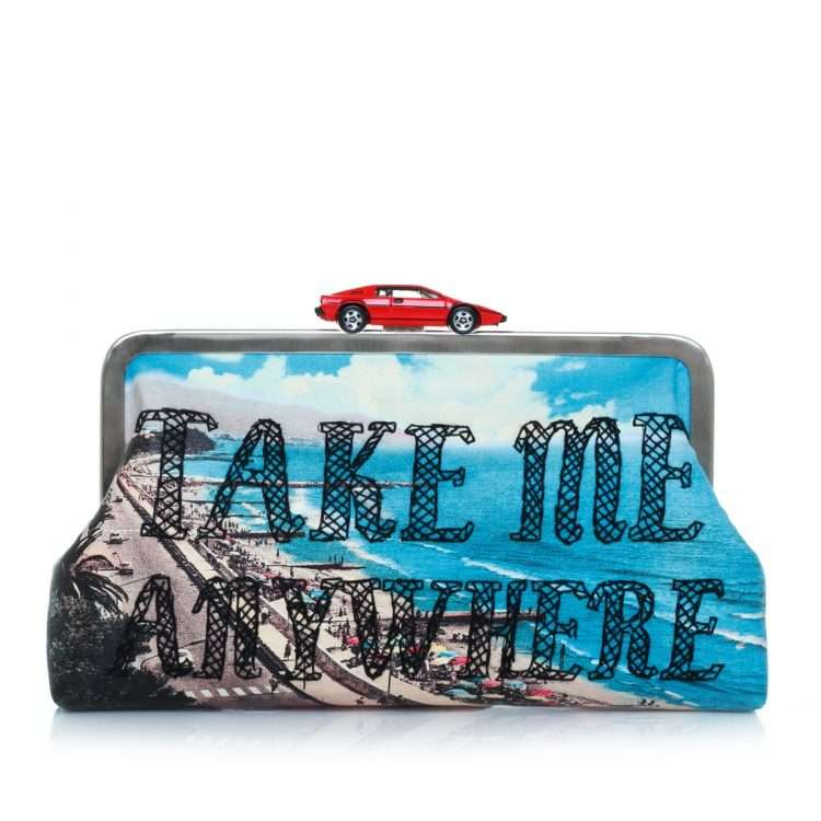 take me classic bags blue classic day handwork fast and fabulous front