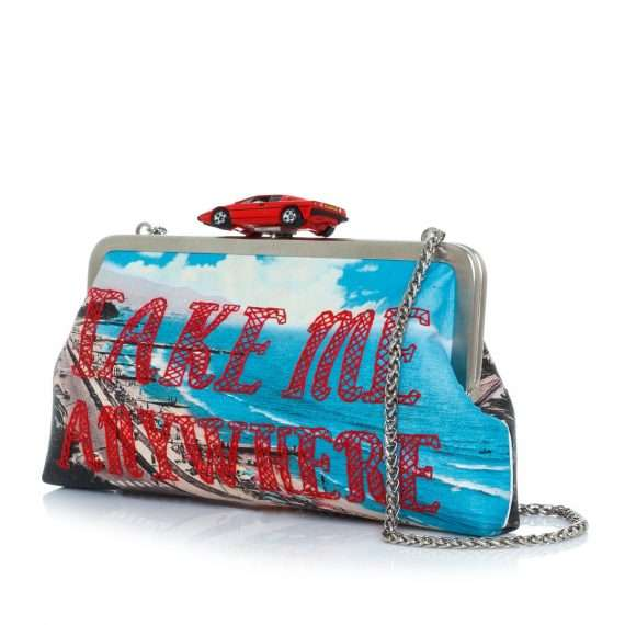 take me classic bags blue classic day handwork fast and fabulous side