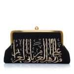 CALLIGRAPHY GOLD ON BLACK CLASSIC FRONT