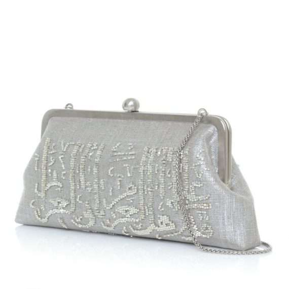 CALLIGRAPHY SILVER CLASSIC SIDE