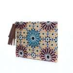 MOROOCAN POUCH SIDE