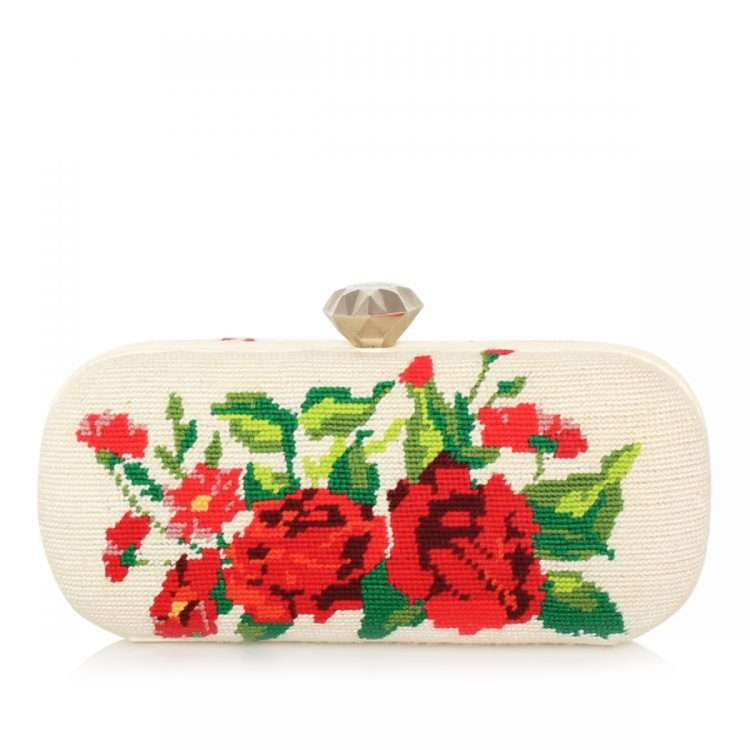 RED ROSES CANVAS BIG BOX FRONT