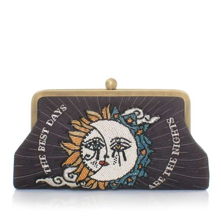 SUN TO MOON BLACK CLASSIC FRONT