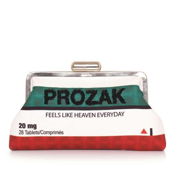 Sarahsbag-classic-prozak-bag-clutch-front-view