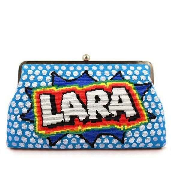 customised-say-my-name-blue-clutch-me-front-