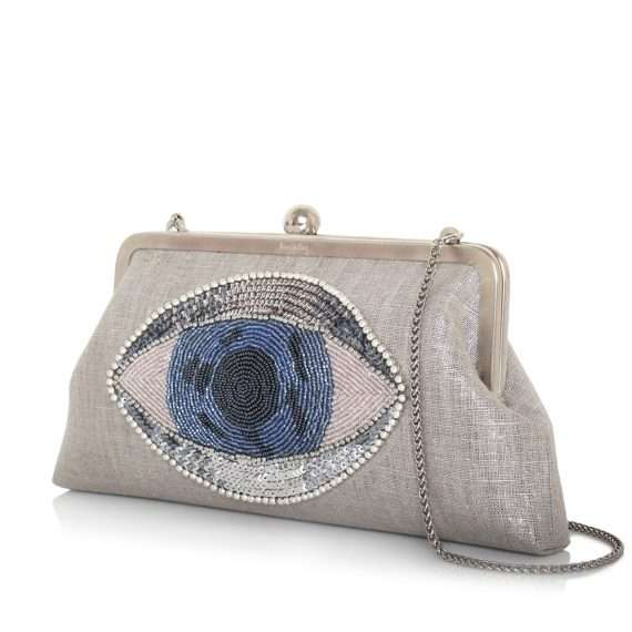 eye on you classic bags silver classic day handwork essentials side