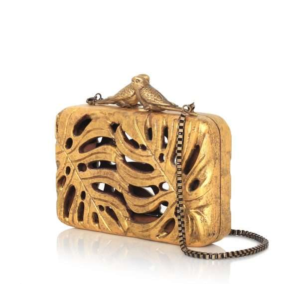 the adored gold bags gold evening novelty bridal side