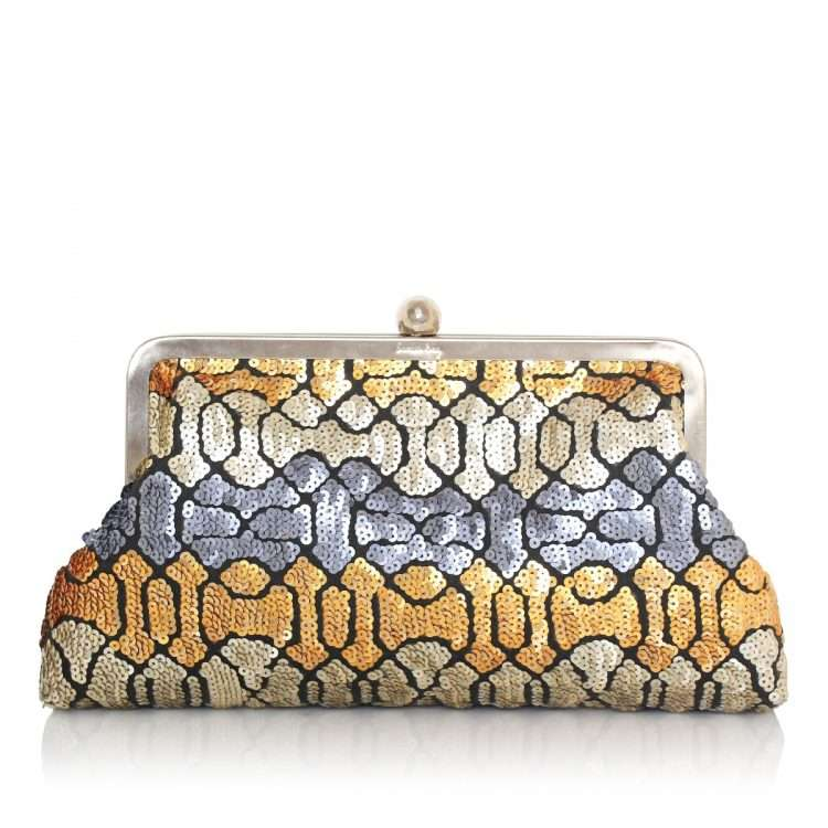 ottoman colors classic bags metallic classic evening handwork essentials front
