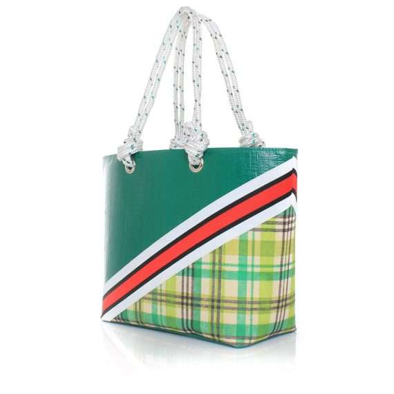 checks caba bags green caba day impressions afrodisiac side
