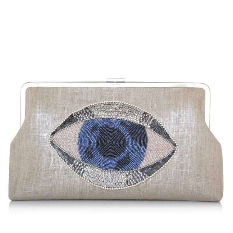 EYE ON YOU CLUTCH ME FRONT