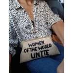 women unite classic bags neutrals classic day handwork rise up