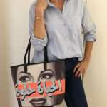 hayat helwa caba bags multicolor silver caba day impressions