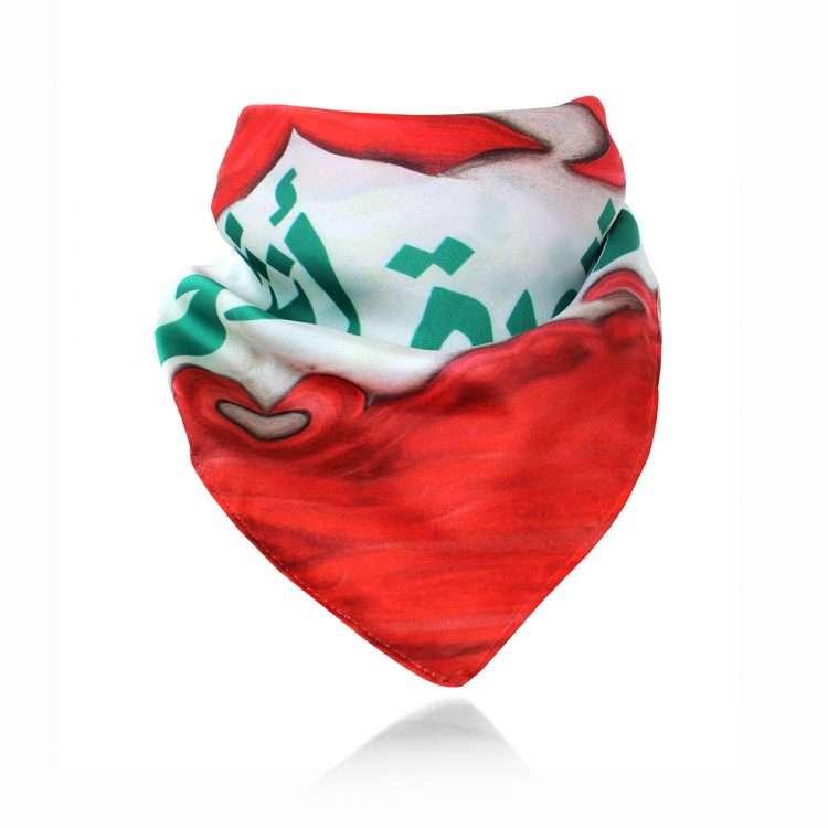 scarf al thawra ountha scarves neck